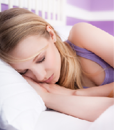 Dream Interpretation Lady sleeping